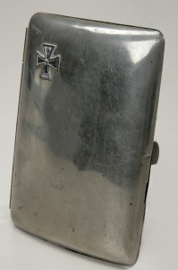 German Cigarette Case