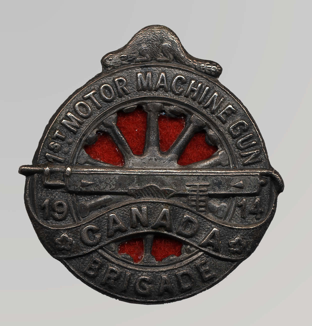 1st Canadian Motor Machine Gun Brigade
