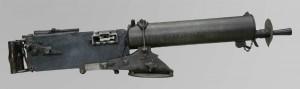 German Maxim 08 Machine-Gun