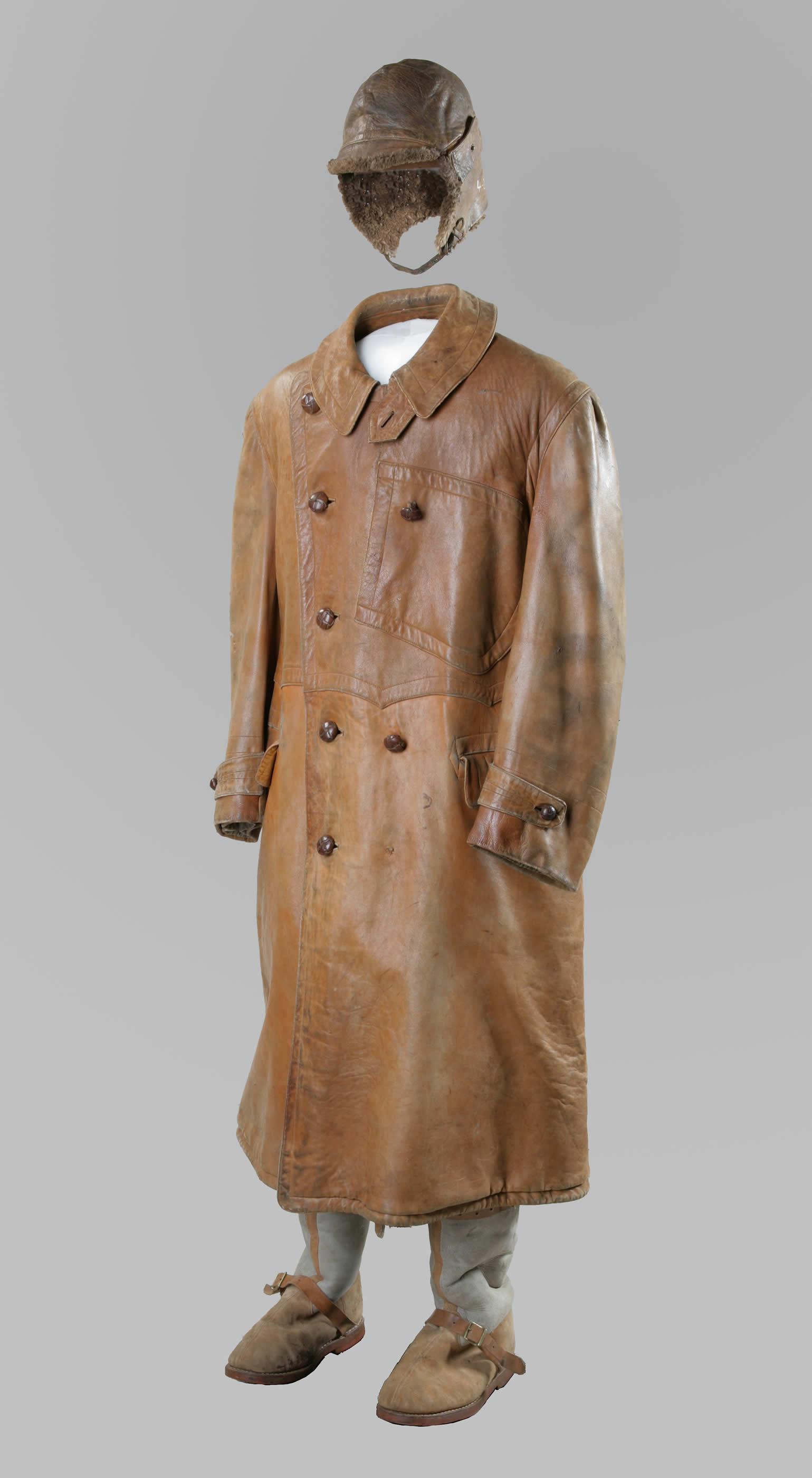 Cold Weather Flight Suit