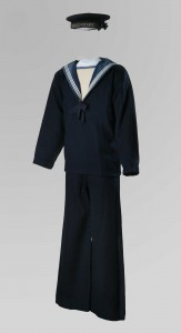 Boy Sailor Uniform