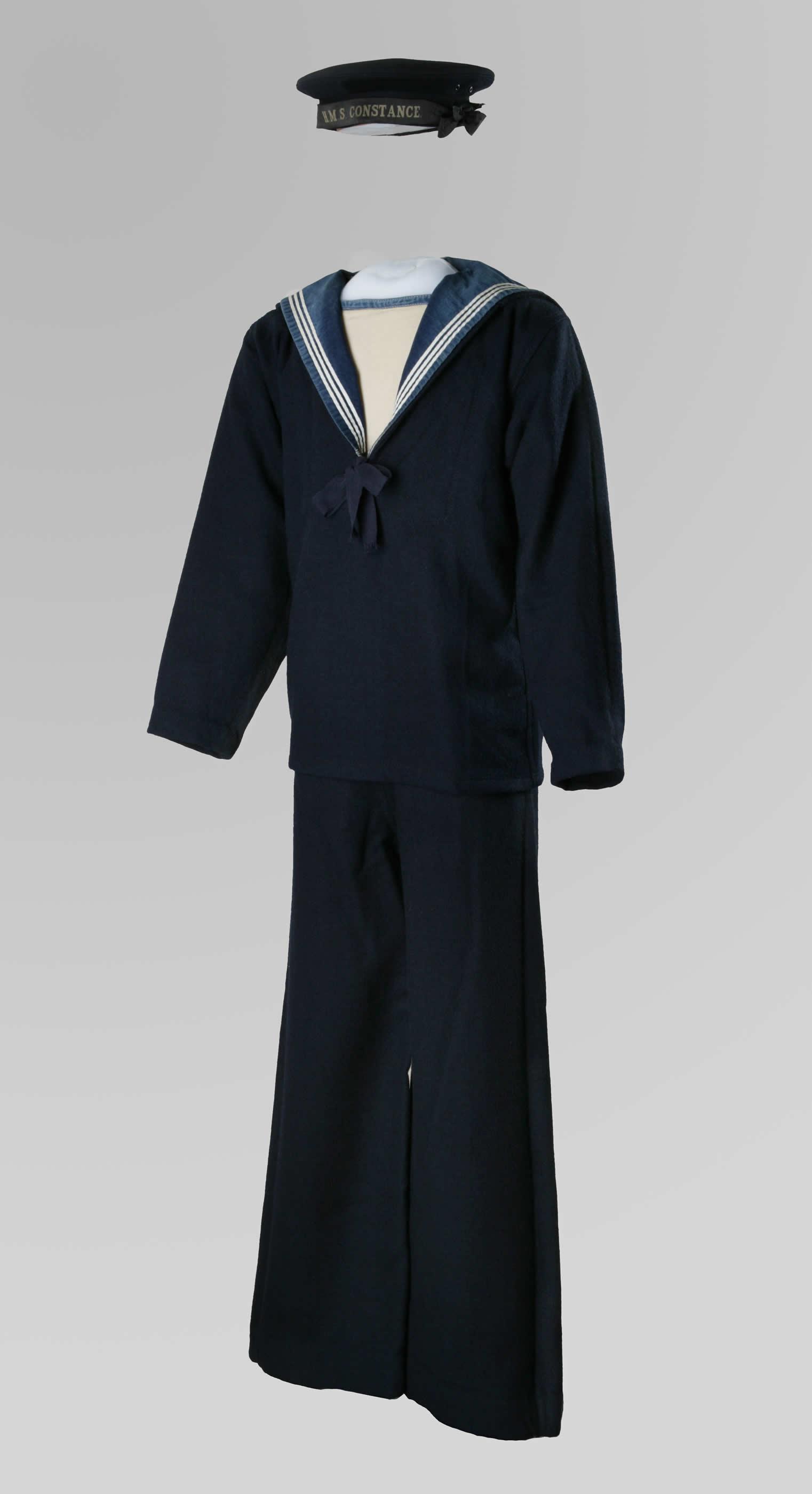 Boy Sailor Uniform