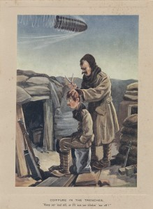 Coiffure in the Trenches