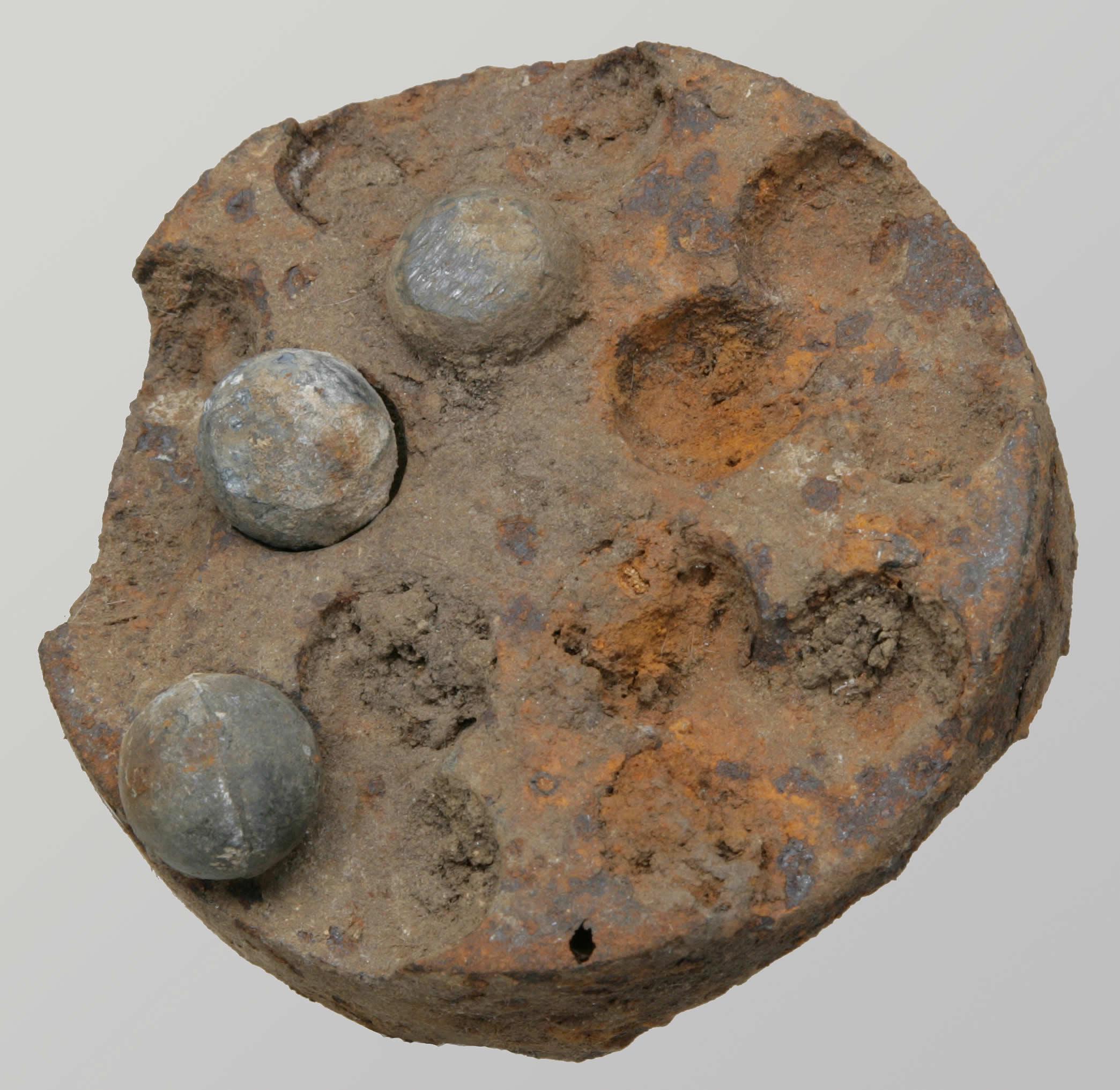 Shrapnel Fragment