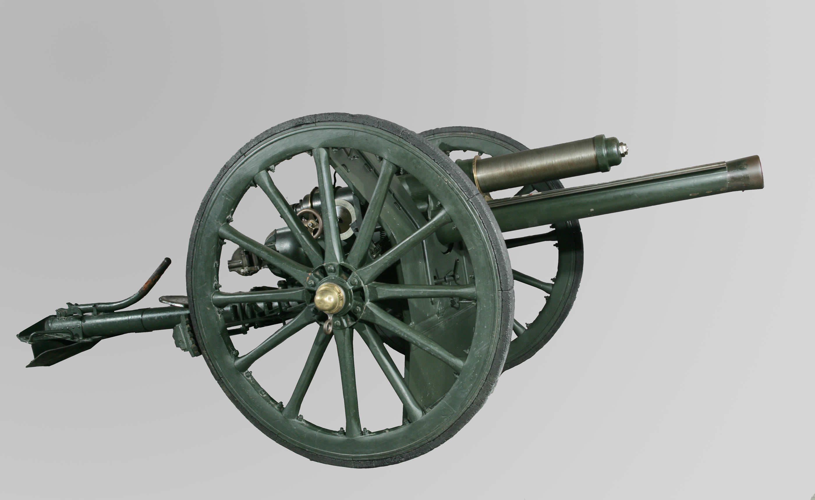 Weapons On Land Artillery And Mortars Canada And The