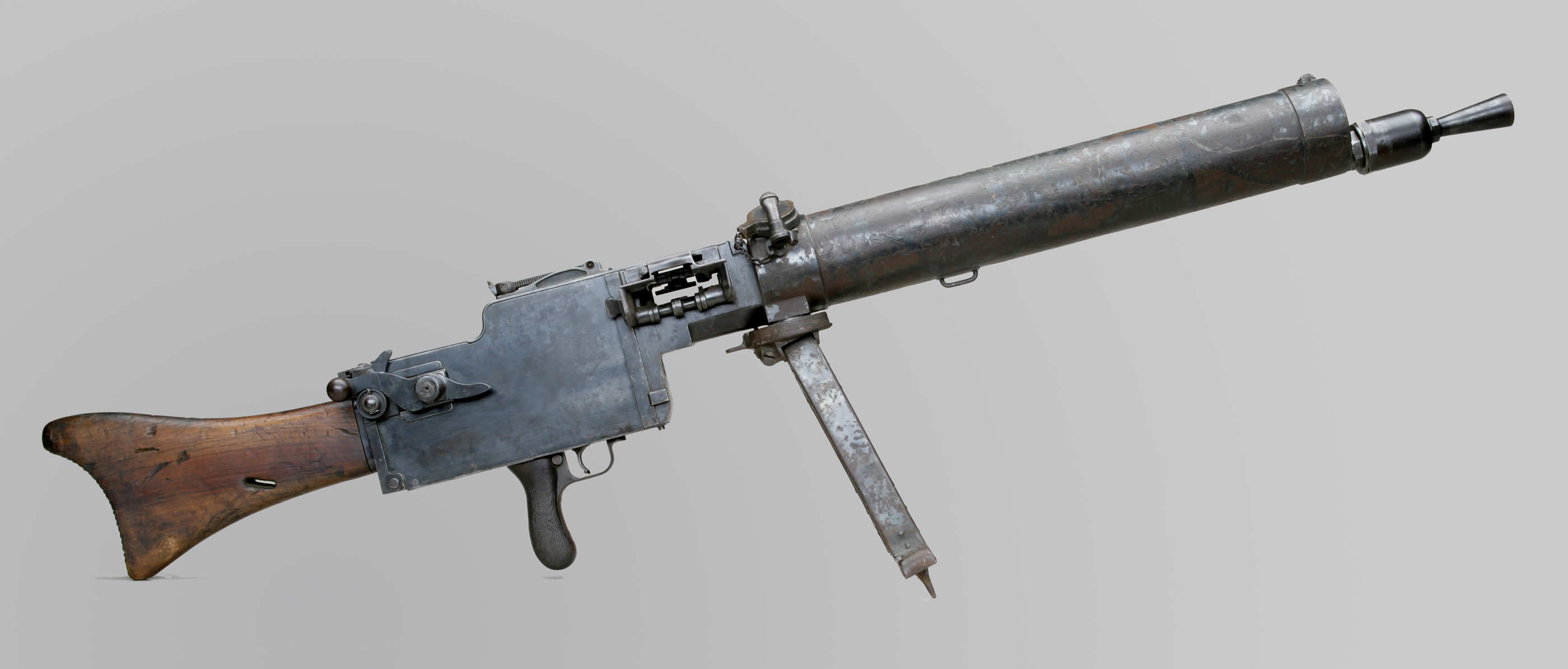Spandau 7.92 Millimetre German Light Machine-Gun
