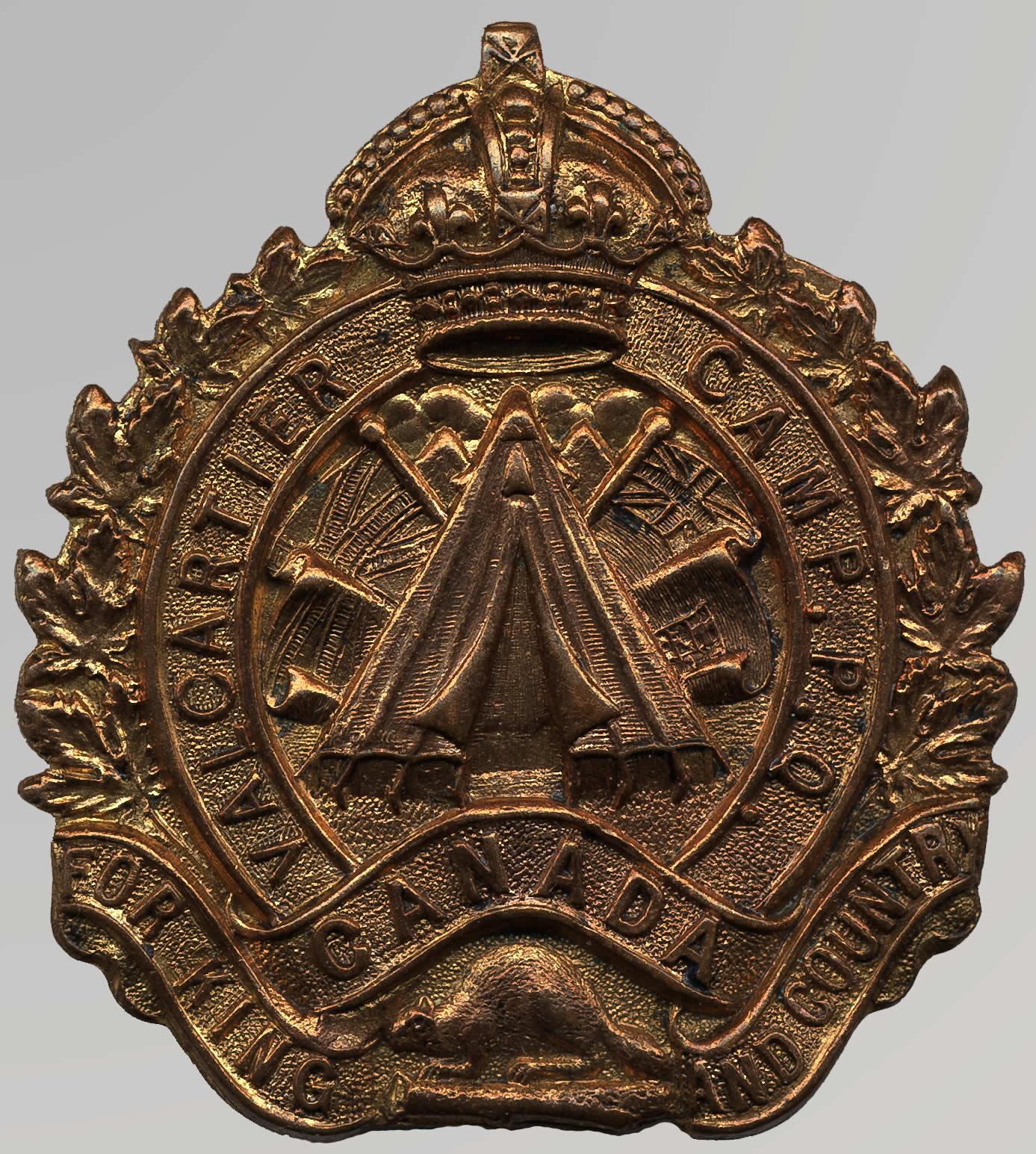 Valcartier Badge