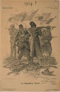 1914! Le Battalion Sacré