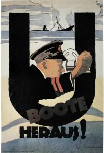 U Boote Heraus! (U-Boats Launch!)