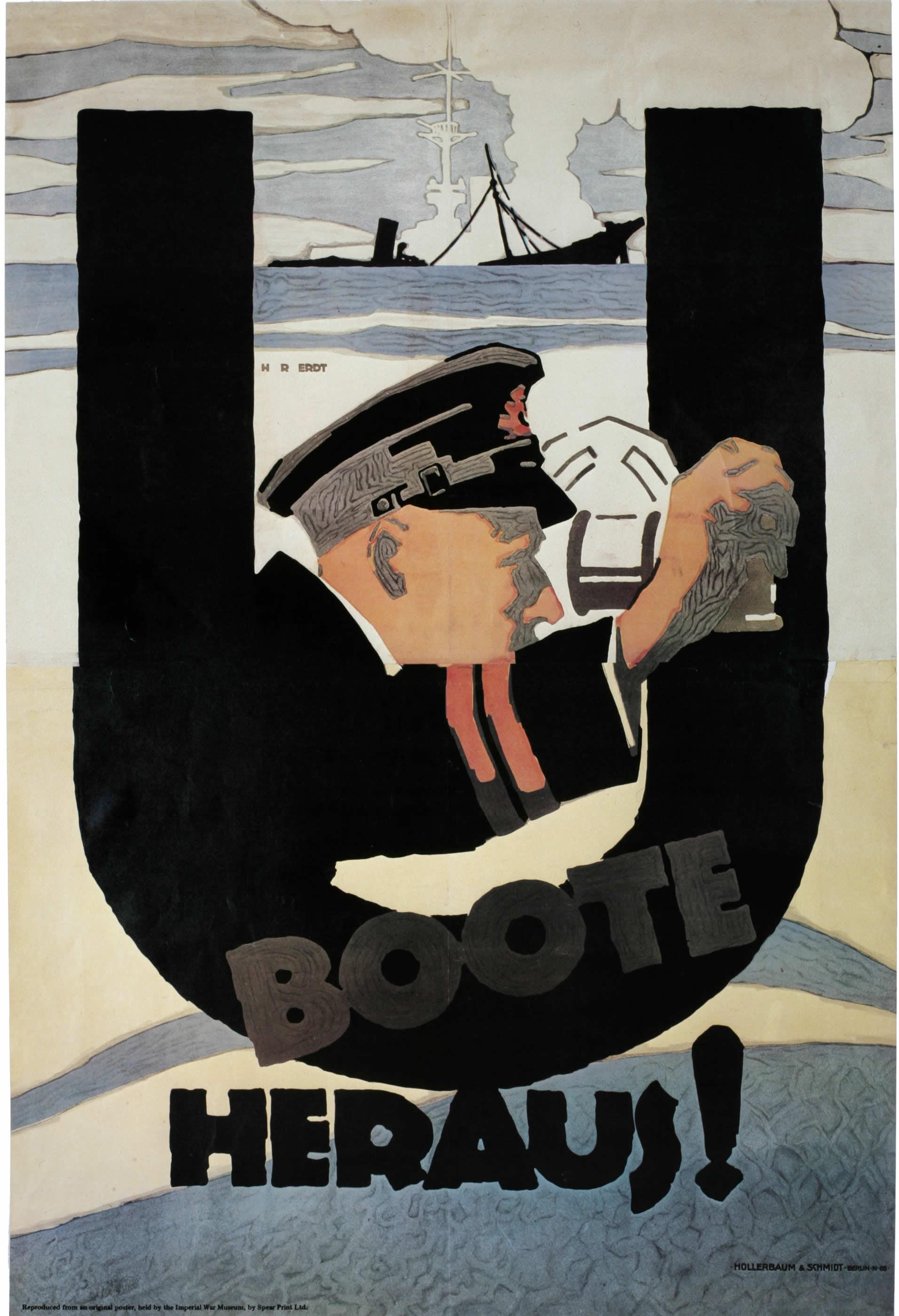 <i>U Boote Heraus!</i> (U-Boats Launch!)