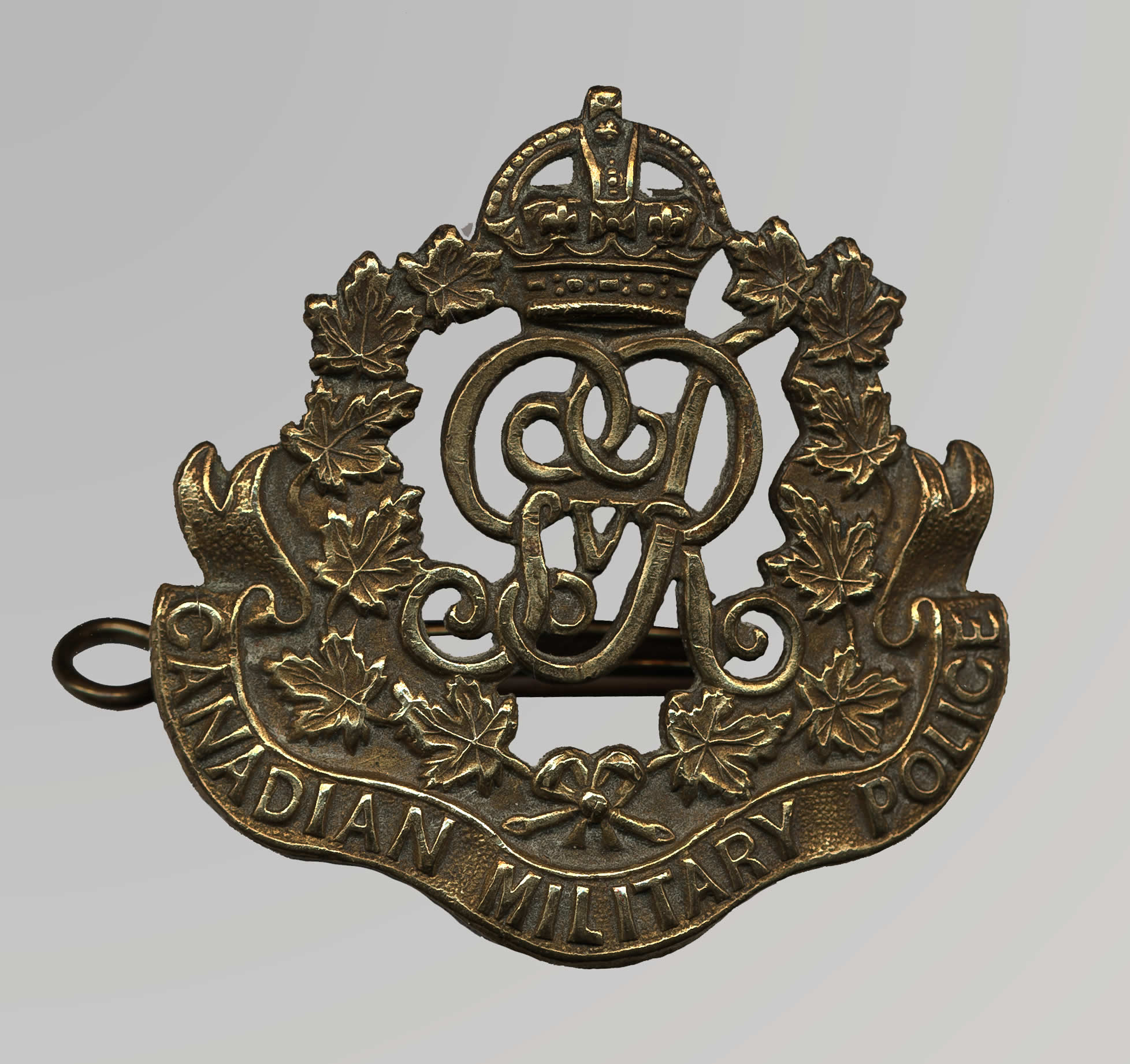 Military Police Cap Badge