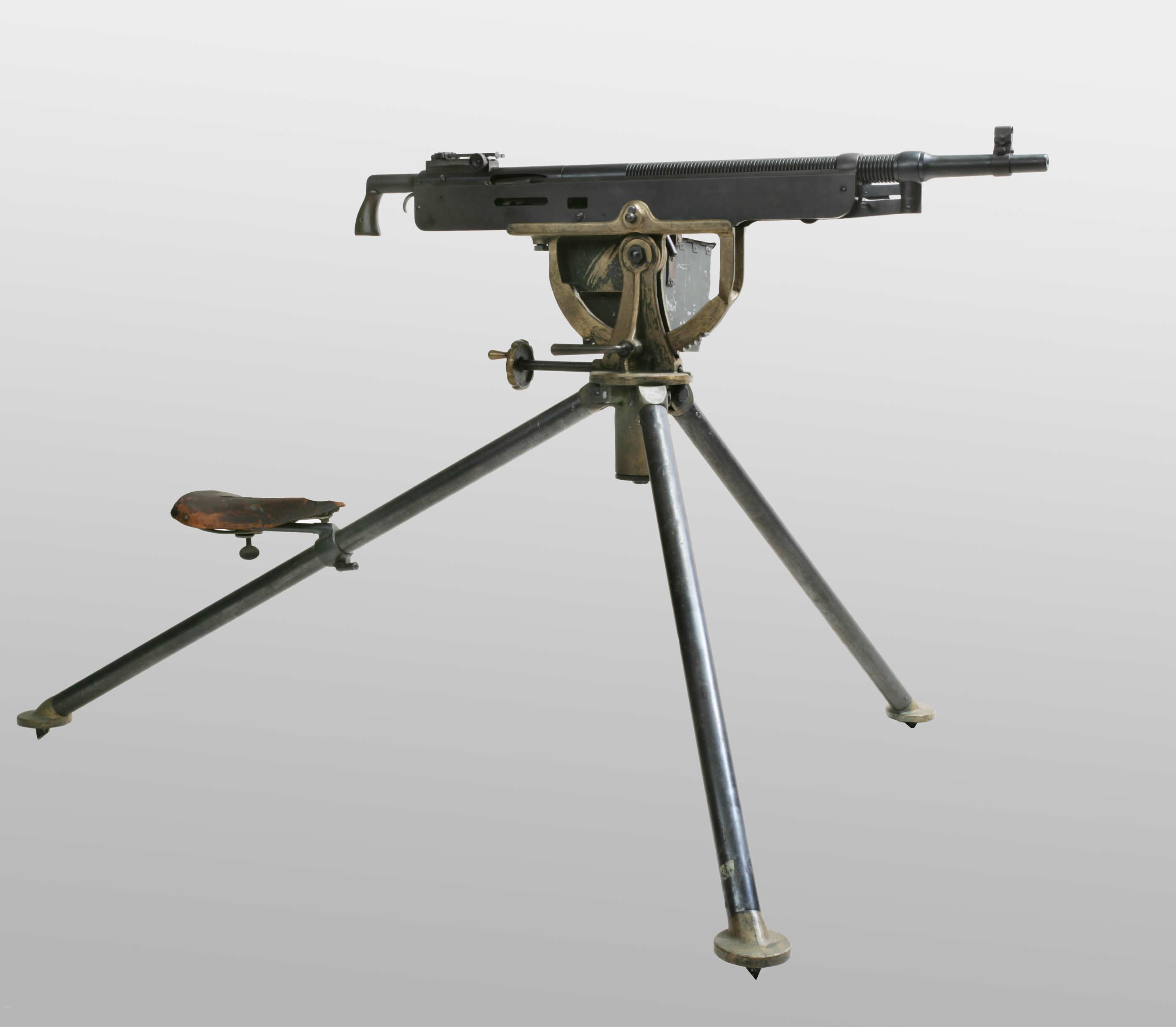 Colt Machine-Gun