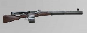 Huot-Ross Automatic Rifle