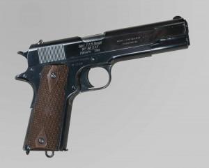 Colt .45 Calibre Automatic Pistol