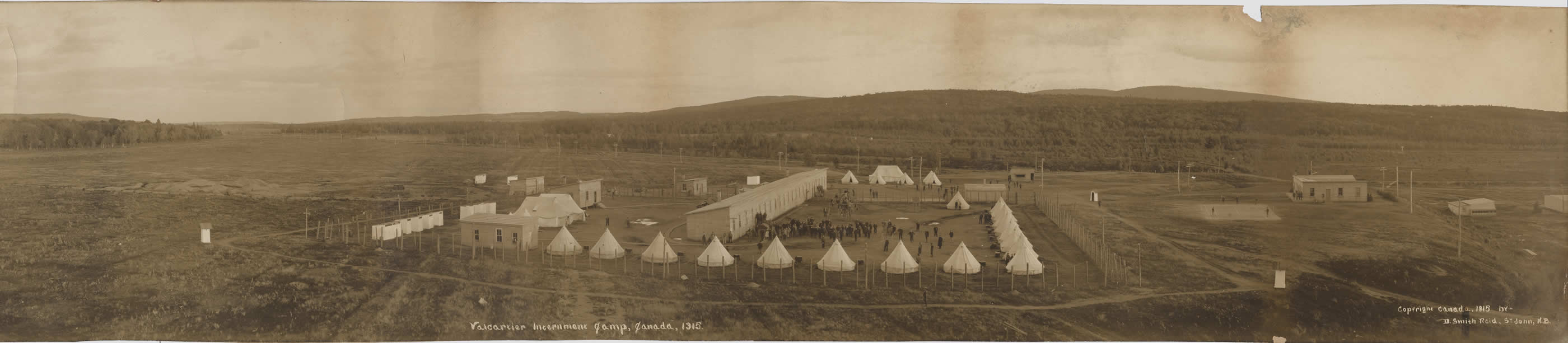Valcartier Internment Camp