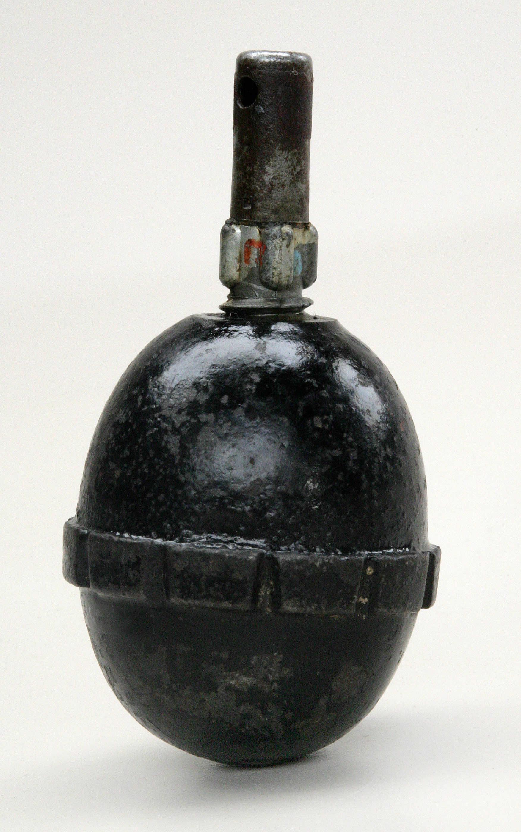 German Egg Grenade