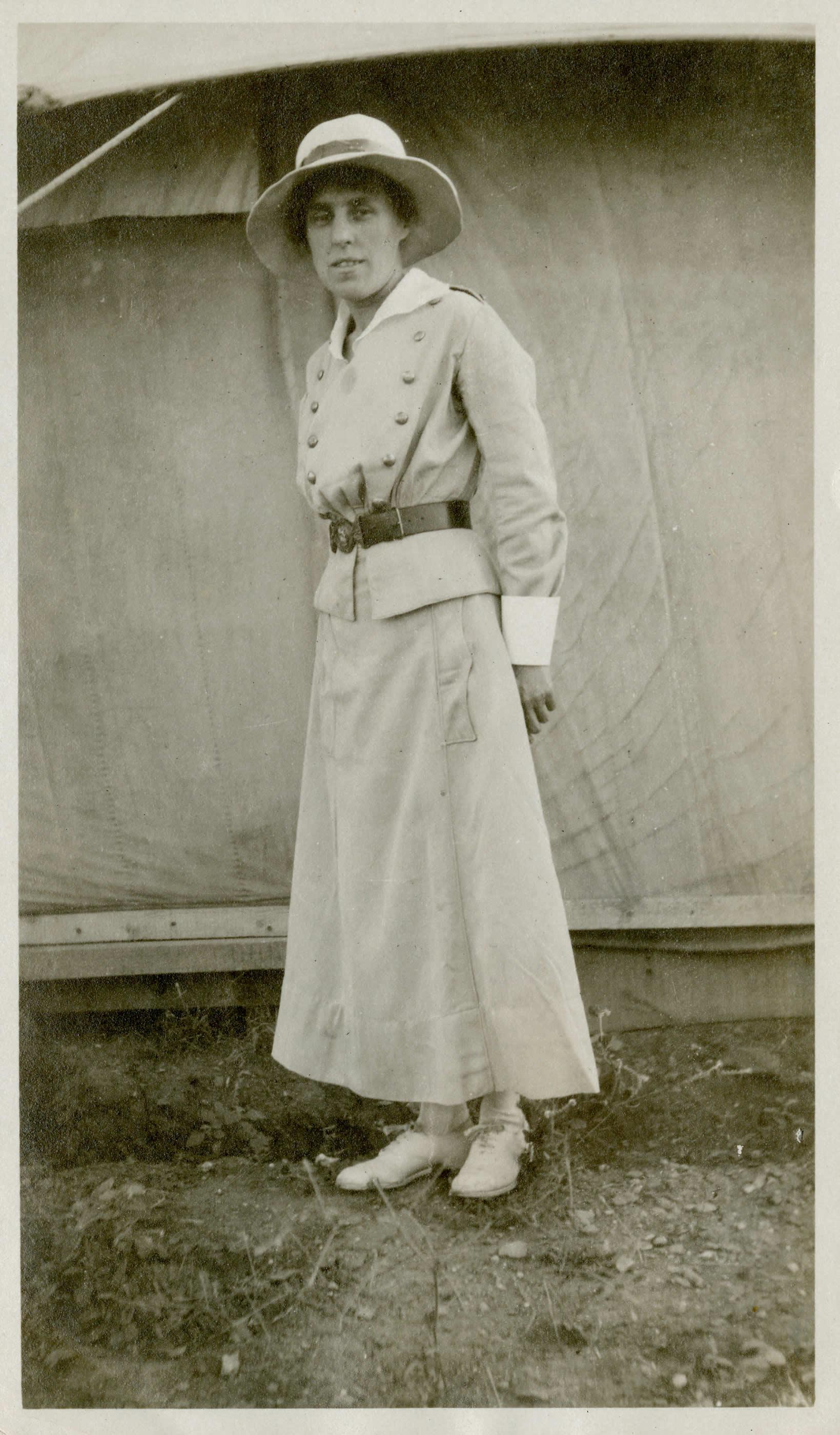 Nursing Sister Halpenny