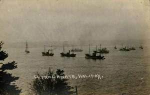 Patrol Boats, Halifax