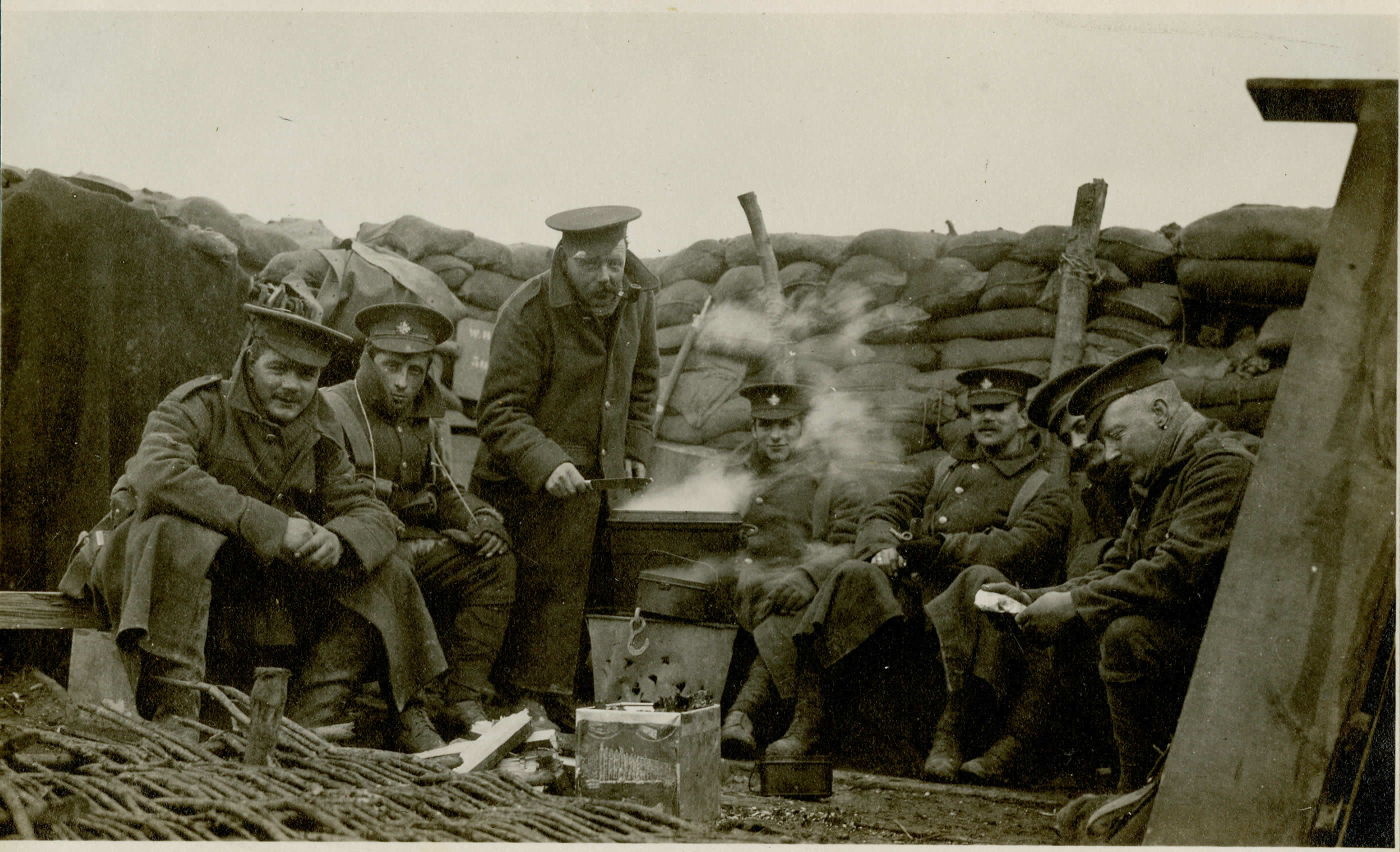 Cooking in the Trenches