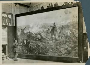 The Creation of War Art