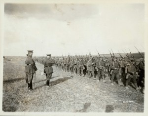 Canadian Corps, Summer 1916