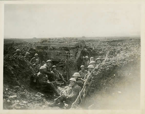 Vimy Fortifications
