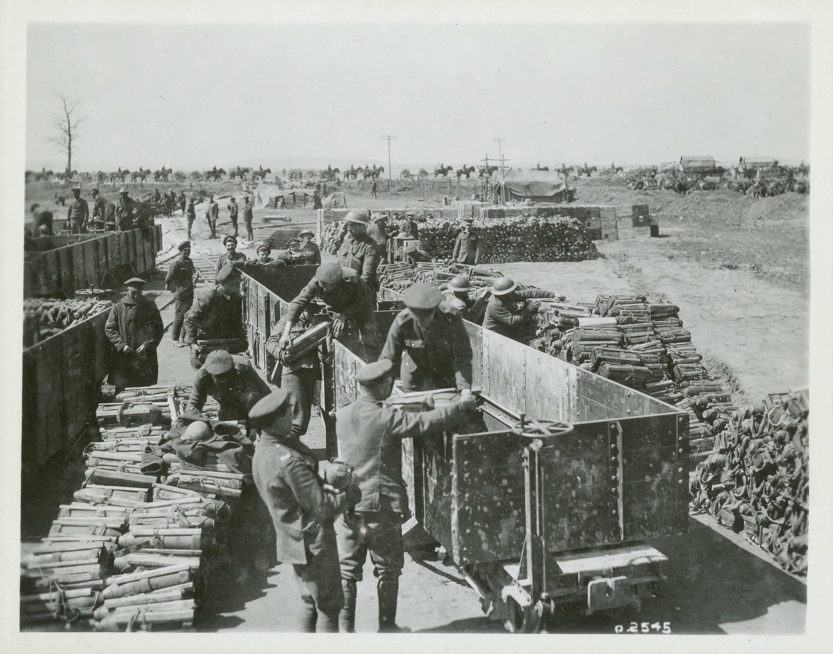 Ammunition Loading Point