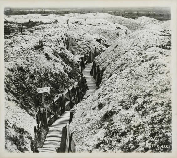 A Dry Trench