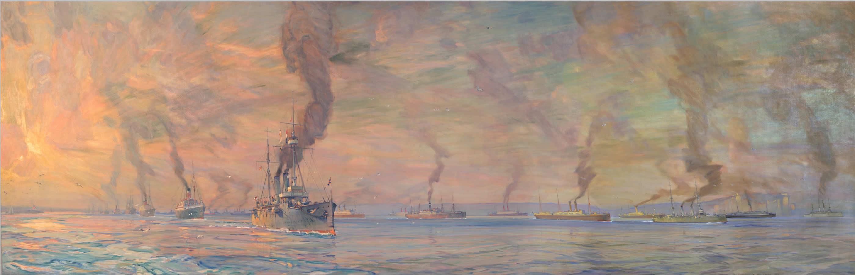 Canada's Grand Armada, 1914