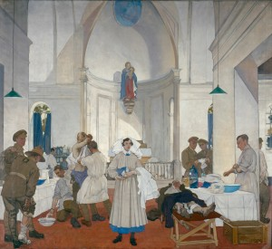 No. 3 Canadian Stationary Hospital at Doullens