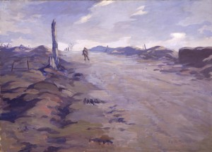 The Crest of Vimy Ridge