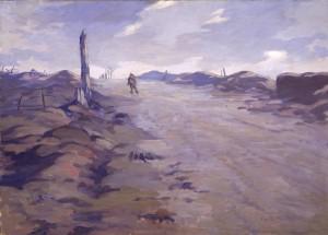 The Crest of Vimy Ridge