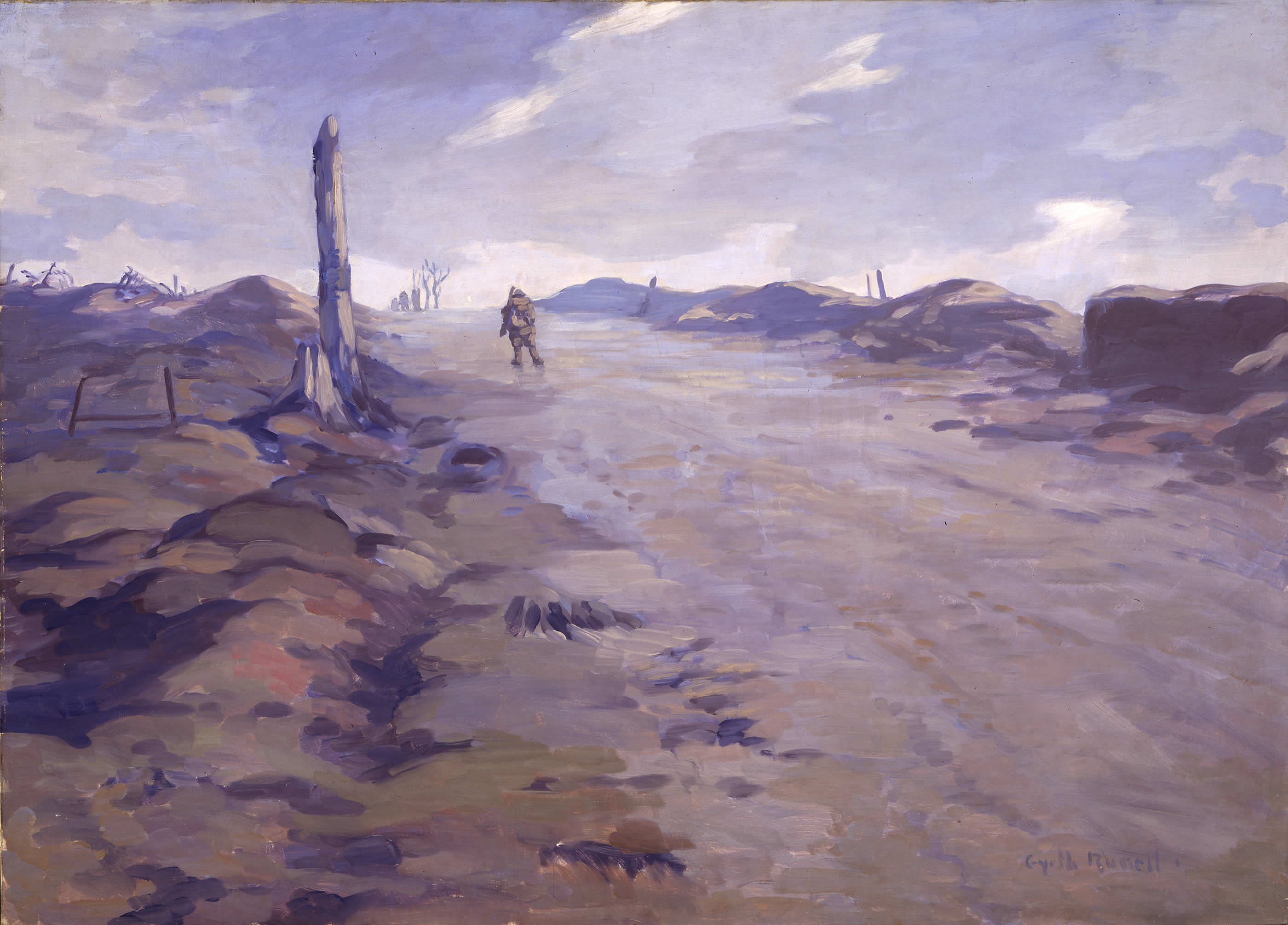 <i>The Crest of Vimy Ridge</i>