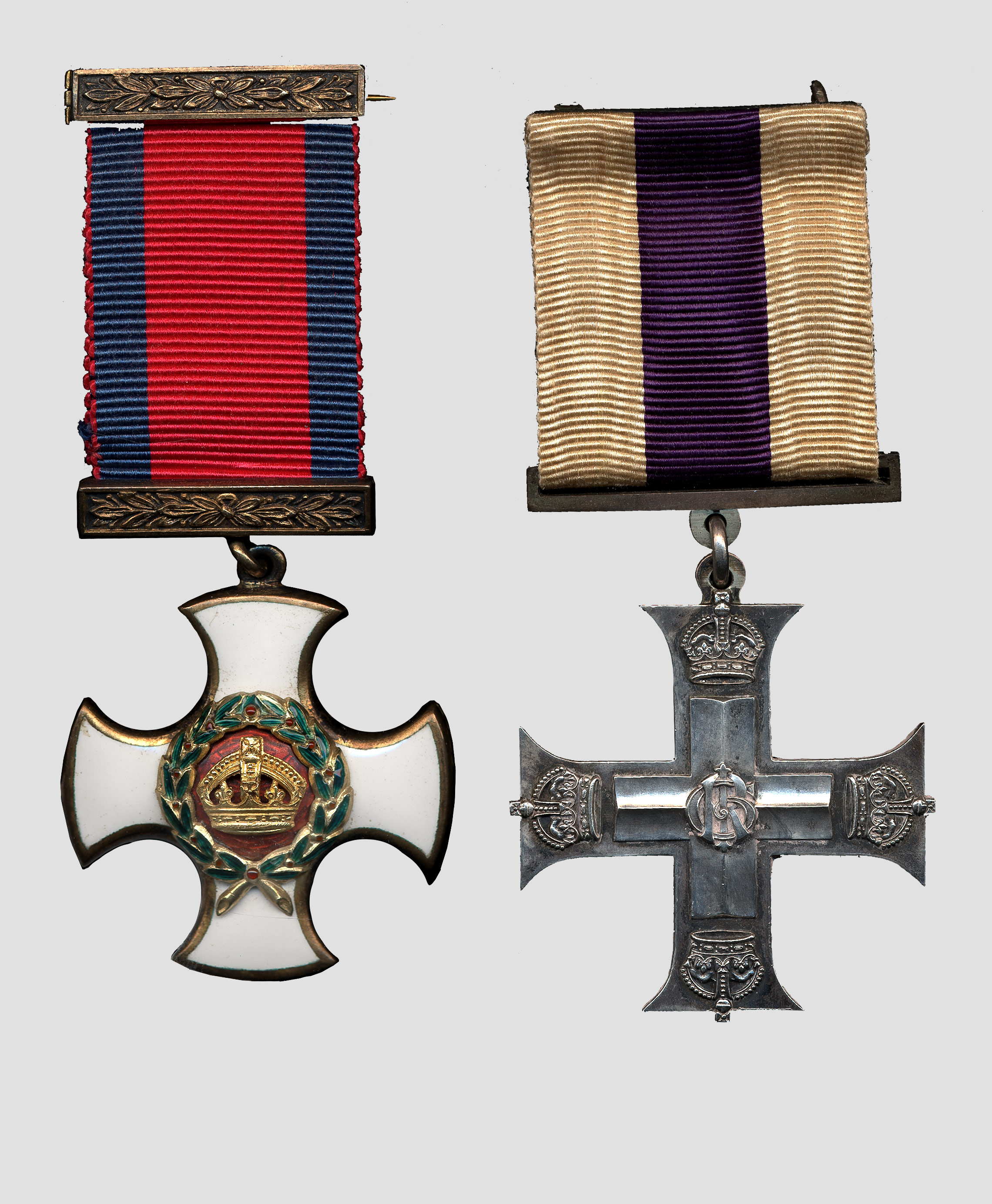 Distinguished Service Order and Military Cross