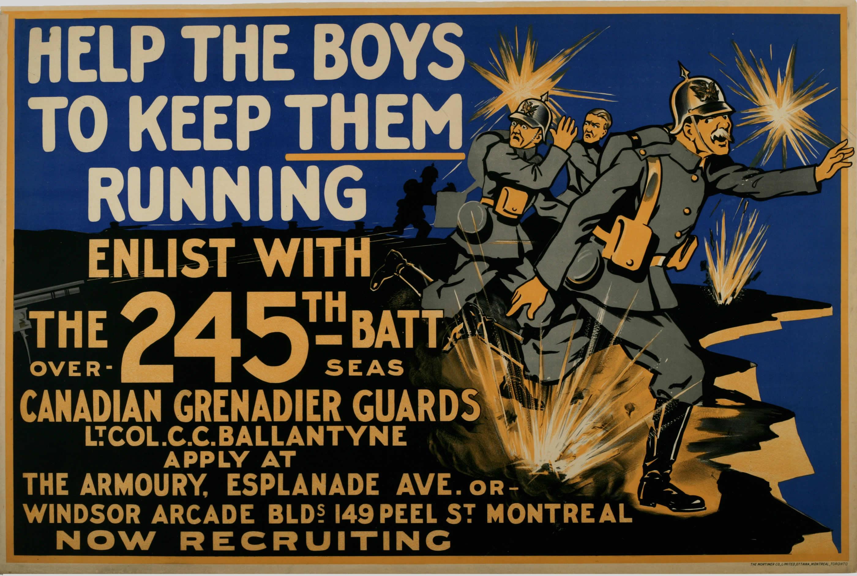 <i>Help the Boys</i>