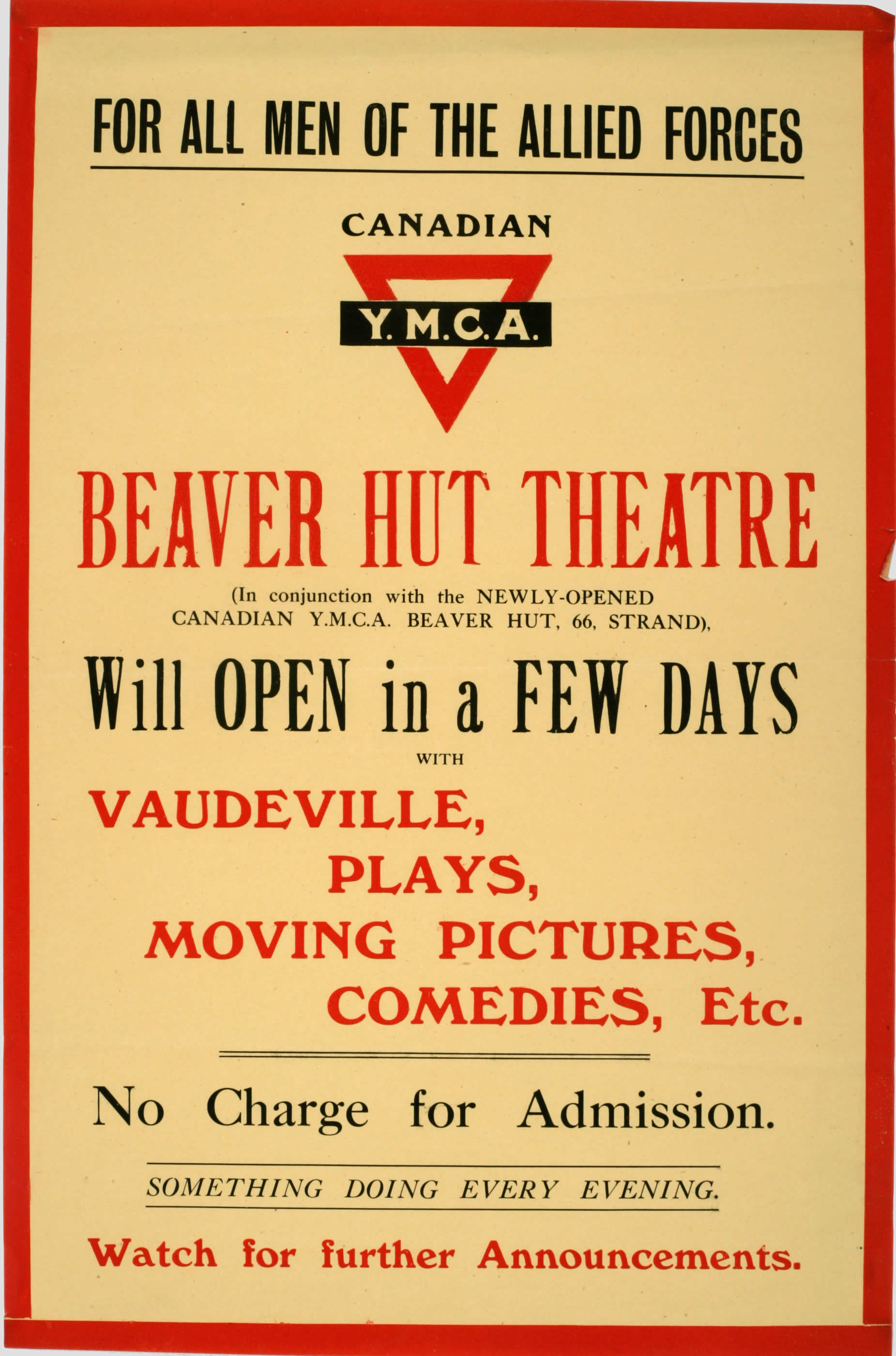 Beaver Hut Theatre