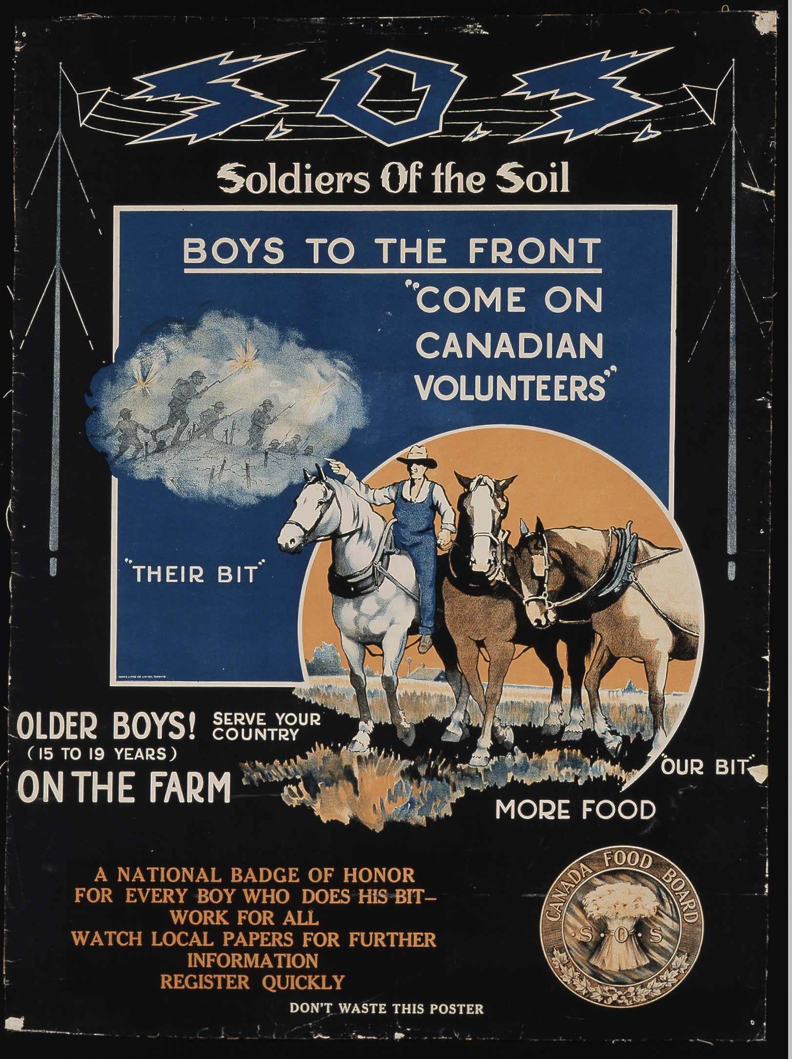 <i>Soldiers of the Soil</i>