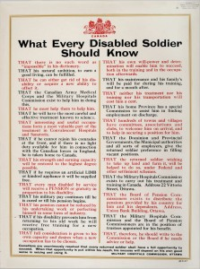 What Every Disabled Soldier Should Know