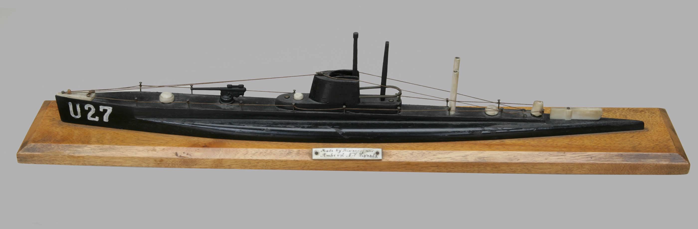 U-Boat <i>U-27</i>