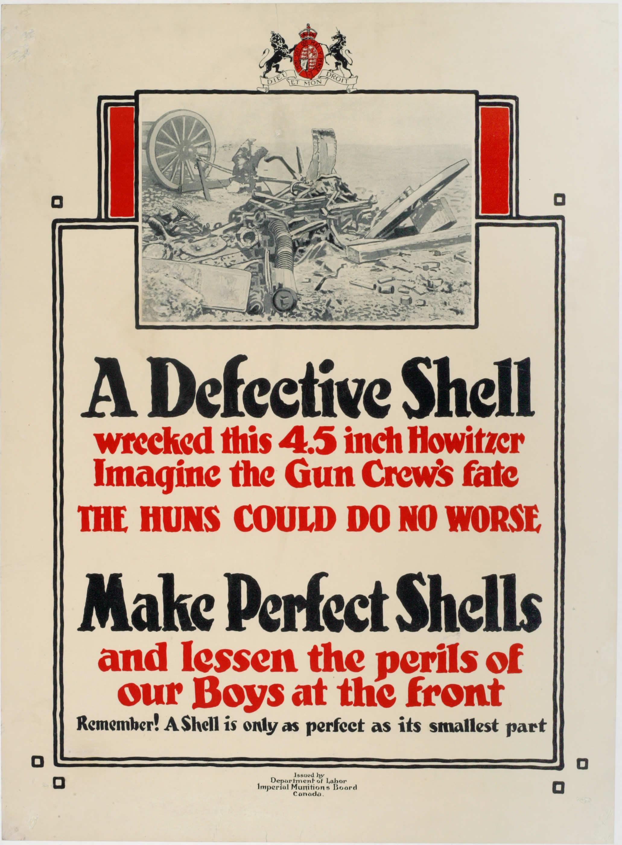 Make Perfect Shells