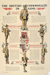 The British Commonwealth in Arms