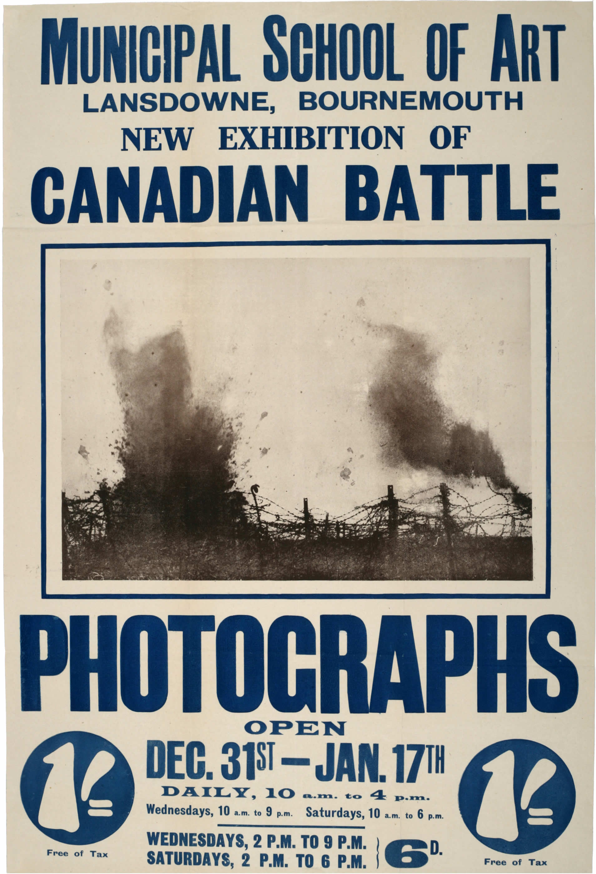 Canadian Battle Photographs