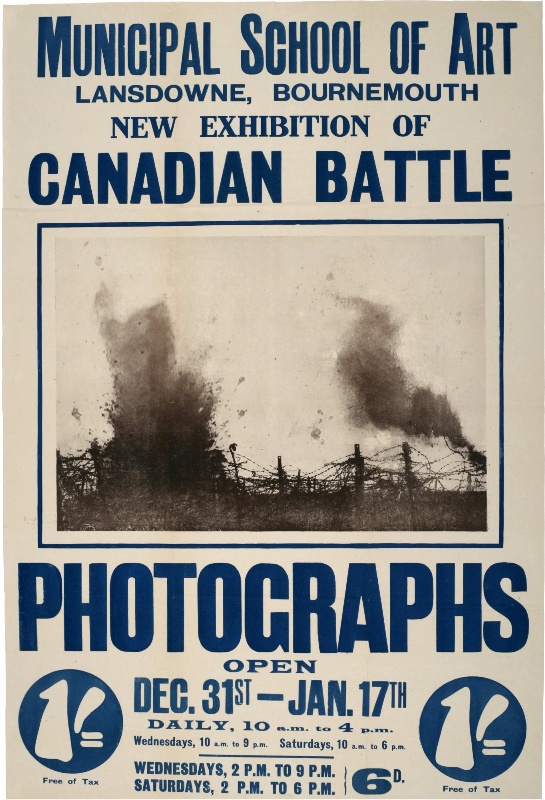 Canadian Battle Photographs