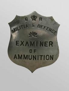 Inspector's Identification Badge