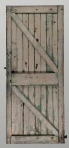 Barrack Door