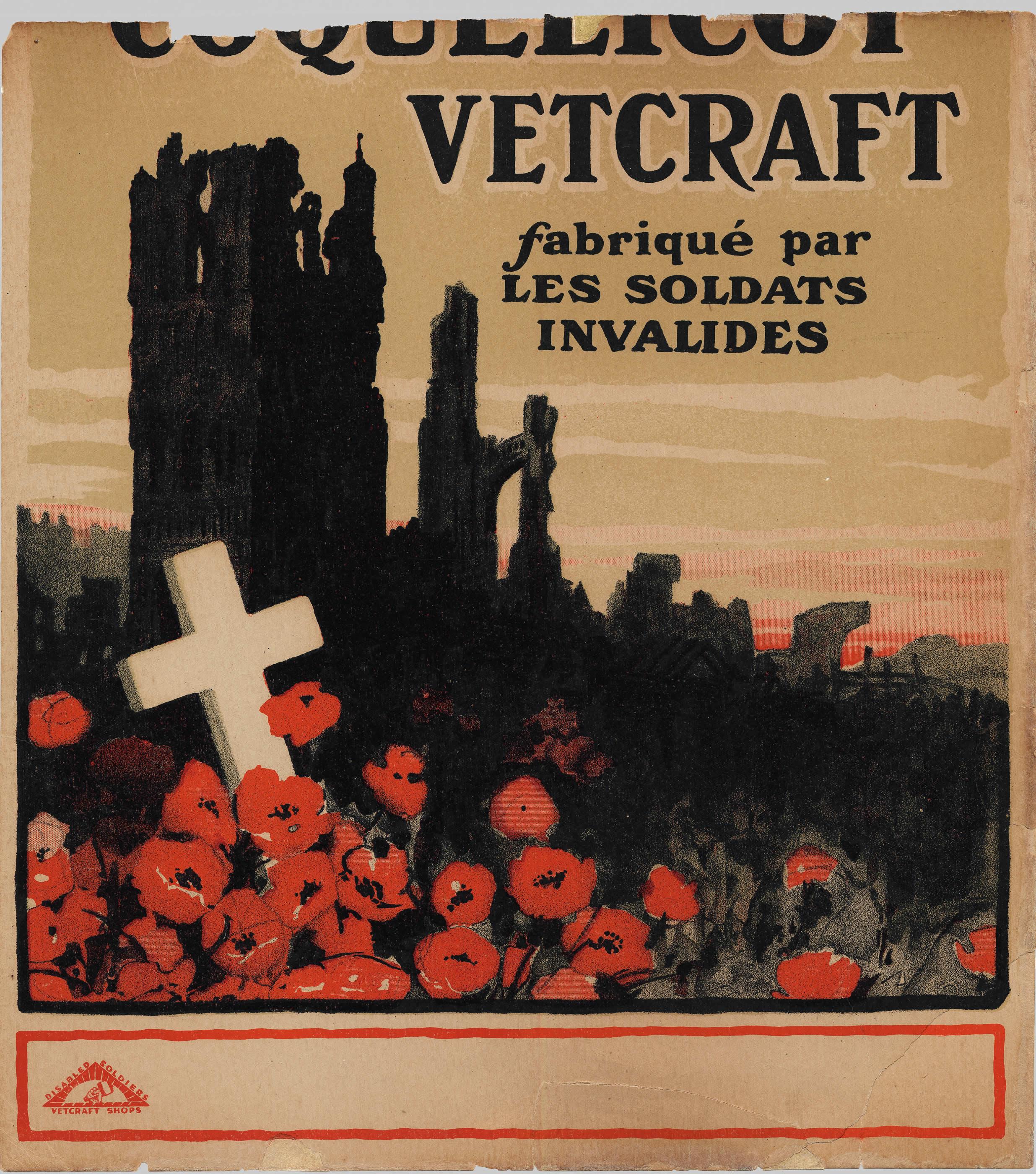 Coquelicot Vetcraft (Vetcraft Poppy)