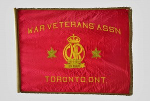 Great War Veterans' Association Flag