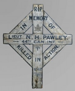 Pawley Grave Marker