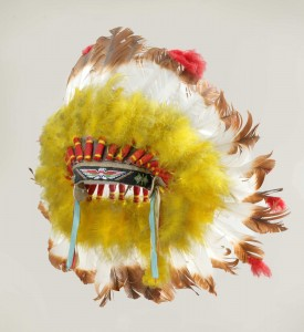 Pegahmagabow's Head Dress