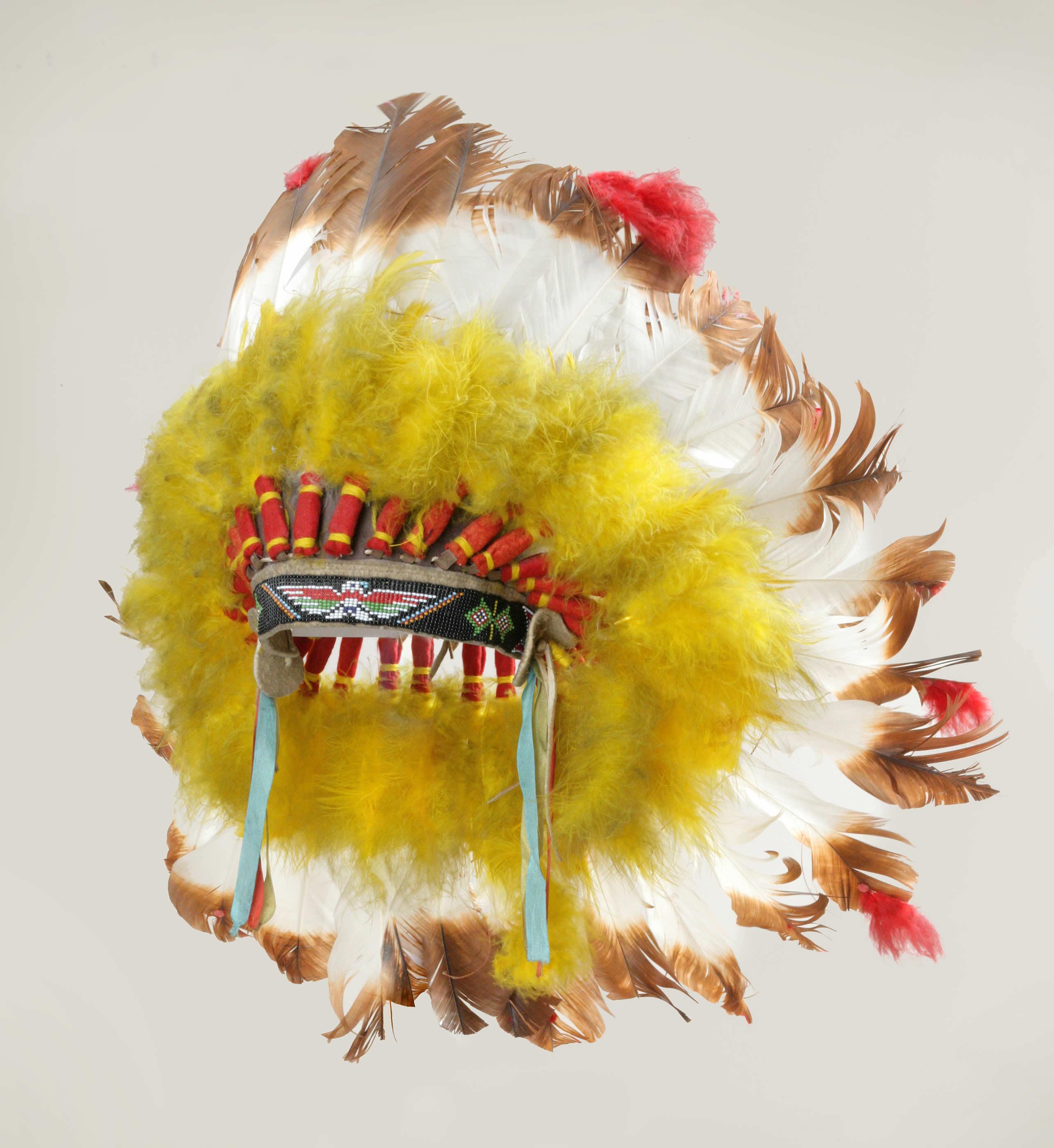 Pegahmagabow's Head Dress